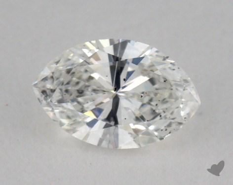 0.39 Carat F-SI2 Marquise Cut Diamond