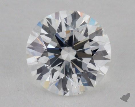 1.02 Carat E-SI2 Very Good Cut Round Diamond