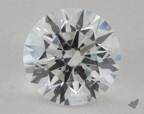 1.50 Carat G-SI2 Excellent Cut Round Diamond