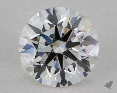 0.44 Carat G-VVS1 Excellent Cut Round Diamond