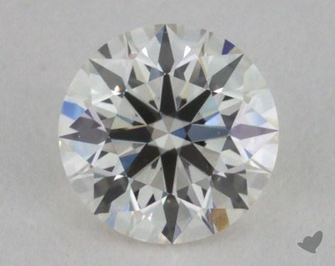 0.40 Carat H-VS2 Excellent Cut Round Diamond 