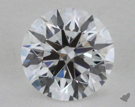 0.72 Carat E-VS1 Excellent Cut Round Diamond