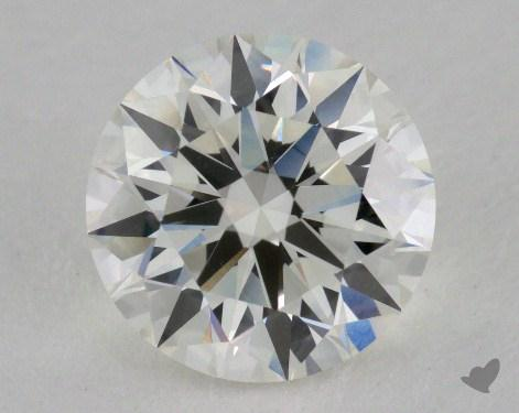 2.03 Carat I-VS2 Ideal Cut Round Diamond