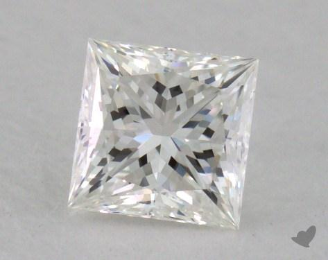 0.41 Carat F-IF Princess Cut  Diamond