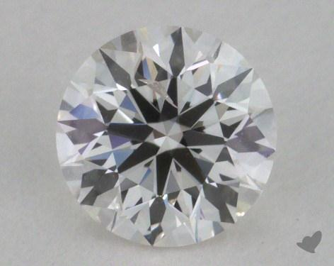 0.41 Carat F-I1 Excellent Cut Round Diamond