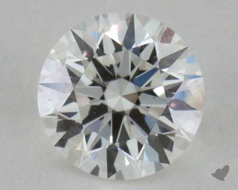 0.41 Carat G-I1 Excellent Cut Round Diamond 