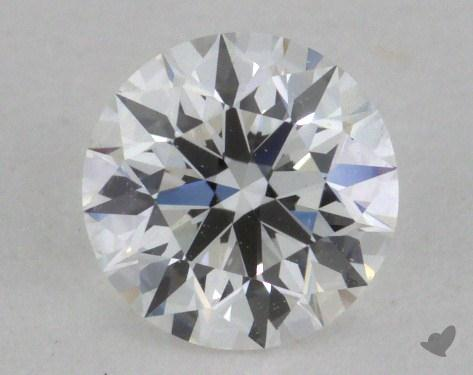 0.51 Carat E-SI1 Excellent Cut Round Diamond