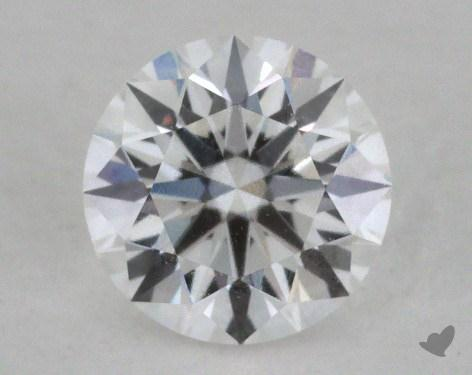 0.41 Carat E-VS1 Excellent Cut Round Diamond