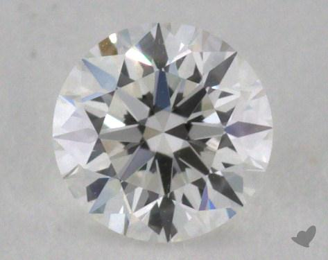 0.30 Carat F-VS1 Very Good Cut Round Diamond