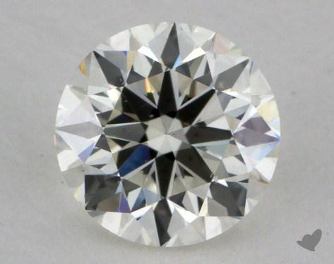 0.72 Carat I-SI1 Very Good Cut Round Diamond