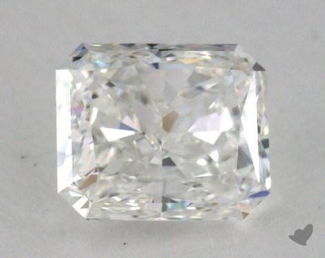 0.82 Carat G-VVS1 Radiant Cut Diamond