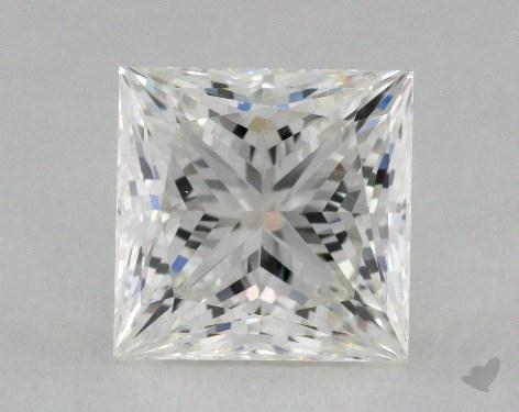 2.13 Carat G-VS2 Ideal Cut Princess Diamond