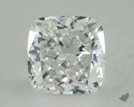 1.63 Carat F-VS2 Cushion Cut  Diamond