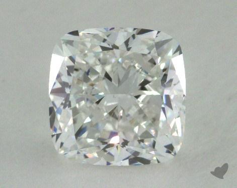 1.63 Carat F-VS2 Cushion Cut Diamond