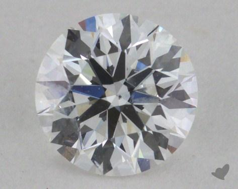 0.55 Carat E-I1 Excellent Cut Round Diamond