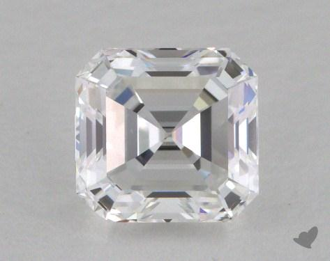 1.02 Carat E-VVS2 Asscher Cut  Diamond