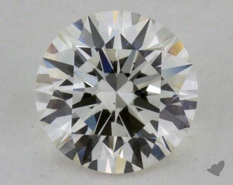 1.08 Carat I-VS2 Excellent Cut Round Diamond