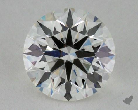 1.53 Carat H-VS2 Ideal Cut Round Diamond