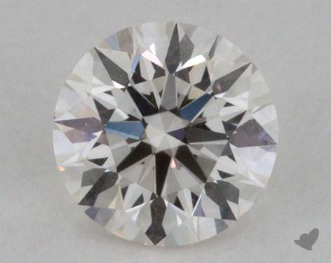 0.35 Carat G-VVS2 Excellent Cut Round Diamond
