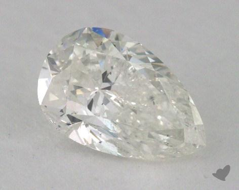 1.20 Carat I-I1 Pear Shape Diamond