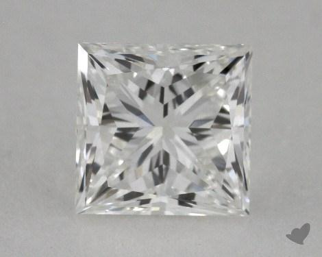 0.80 Carat G-VS2 Princess Cut Diamond 