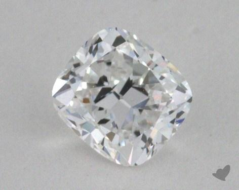0.71 Carat E-SI2 Cushion Cut  Diamond
