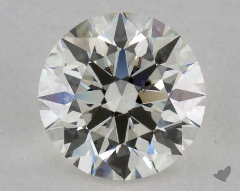 0.94 Carat I-VS2 Excellent Cut Round Diamond