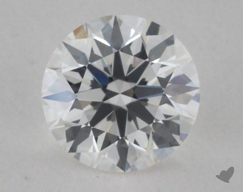 0.61 Carat G-VVS1 True Hearts<sup>TM</sup> Ideal Diamond