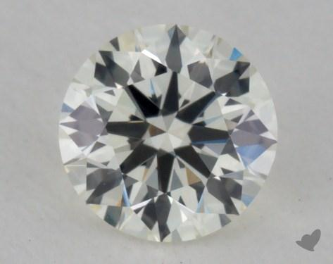 0.53 Carat J-VVS2  True Hearts<sup>TM</sup> Ideal  Diamond