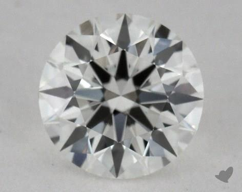 0.53 Carat J-IF  True Hearts<sup>TM</sup> Ideal  Diamond