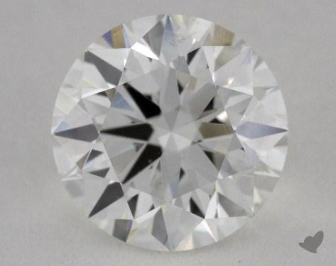 1.67 Carat H-SI1 True Hearts<sup>TM</sup> Ideal Diamond