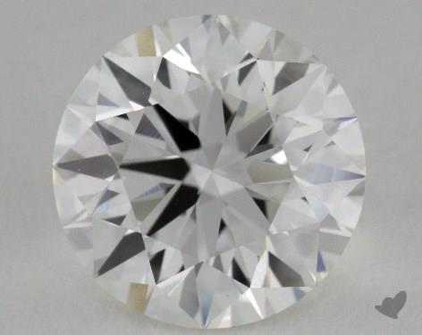 2.01 Carat G-VS1  True Hearts<sup>TM</sup> Ideal  Diamond
