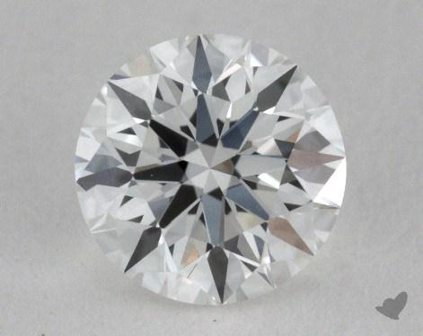 0.46 Carat G-VVS2 True Hearts<sup>TM</sup> Ideal Diamond