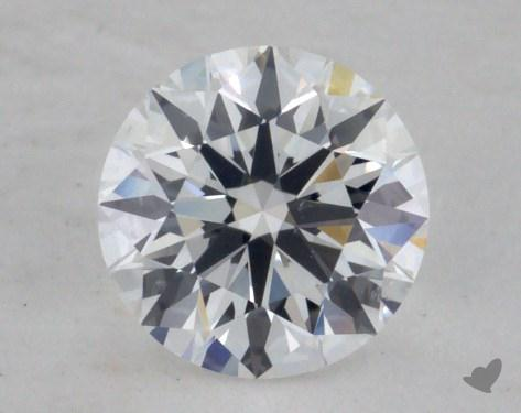 0.60 Carat D-SI1 True Hearts<sup>TM</sup> Ideal Diamond