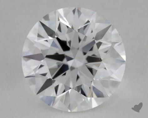 1.65 Carat D-VS1 True Hearts<sup>TM</sup> Ideal Diamond