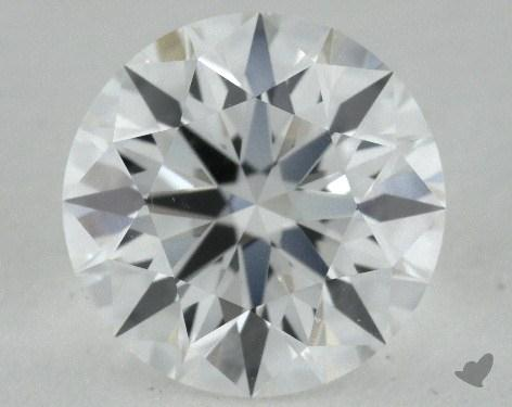 1.33 Carat F-VS1  True Hearts<sup>TM</sup> Ideal  Diamond