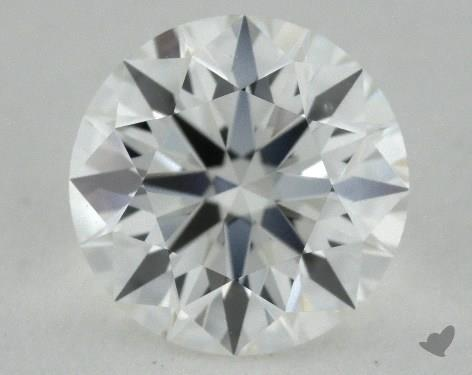 1.22 Carat H-VS1 True Hearts<sup>TM</sup> Ideal Diamond