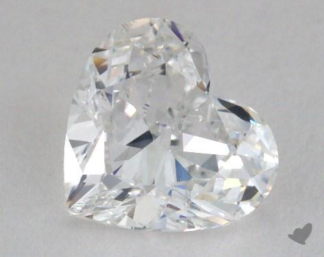2.02 Carat E-SI2 Heart Shape Diamond