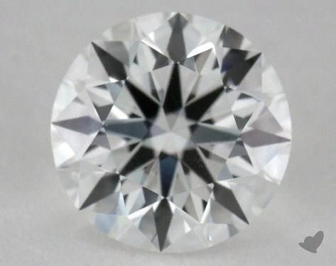 1.02 Carat G-VS2 True Hearts<sup>TM</sup> Ideal Diamond