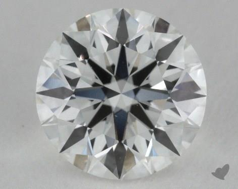 1.03 Carat G-VS2  True Hearts<sup>TM</sup> Ideal  Diamond