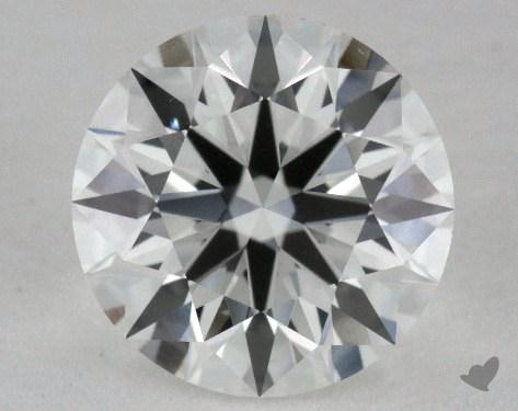 1.07 Carat I-VS1 True Hearts<sup>TM</sup> Ideal Diamond
