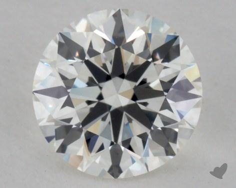 0.90 Carat I-VVS2 True Hearts<sup>TM</sup> Ideal Diamond 