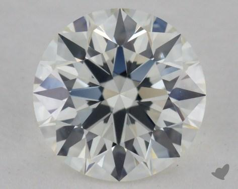 0.82 Carat I-VVS2 True Hearts<sup>TM</sup> Ideal Diamond