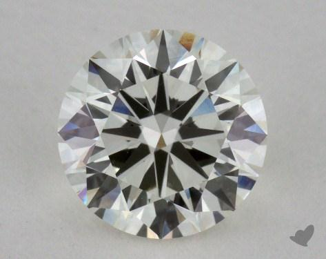 1.32 Carat J-VS2 Very Good Cut Round Diamond 