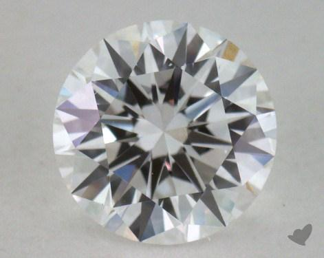 1.00 Carat E-VVS2 Excellent Cut Round Diamond