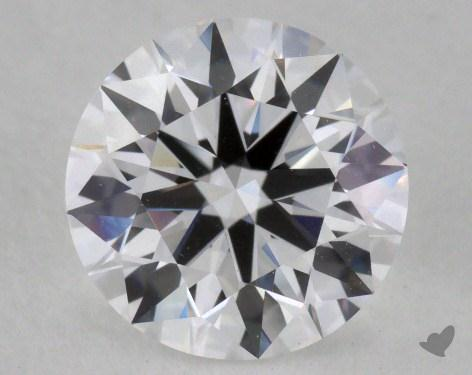 1.25 Carat D-IF Excellent Cut Round Diamond