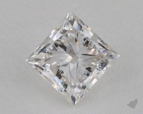 1.25 Carat G-VVS1 Very Good Cut Princess Diamond