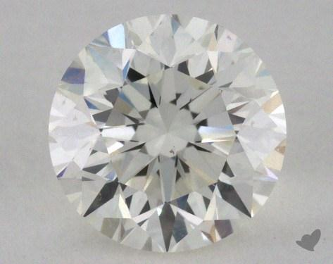 1.00 Carat I-VS2 Good Cut Round Diamond
