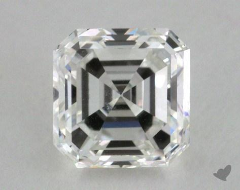 1.54 Carat F-VVS2 Asscher Cut  Diamond