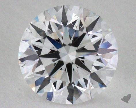 1.70 Carat D-VS2 Excellent Cut Round Diamond